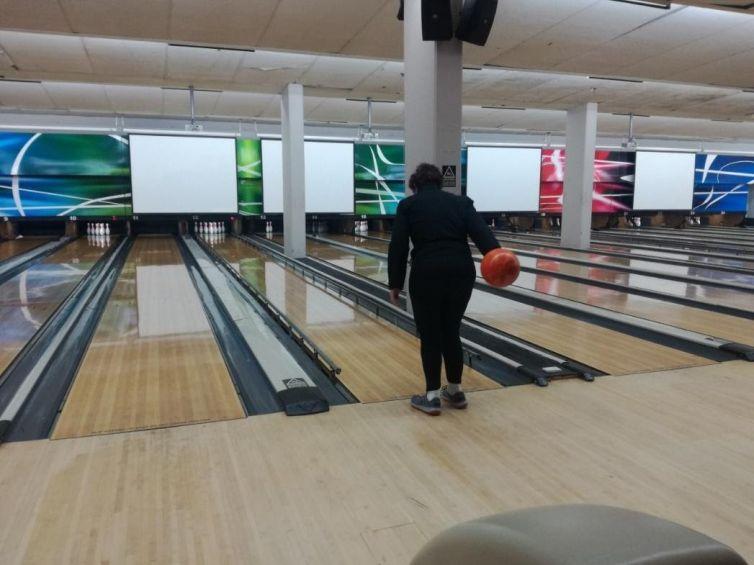 Bowling at South Gate
