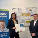 Mark Coure-Volunteers Award