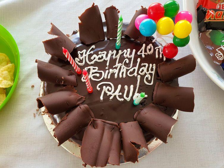 Happy Birthday Paul!
